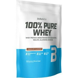 BiotechUSA 100% Pure Whey 1000 g - biscuit