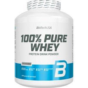 BiotechUSA 100% Pure Whey 2270 g - bez príchute