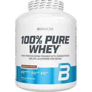 BiotechUSA 100% Pure Whey 2270 g - mliečna ryža