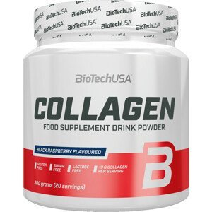 BiotechUSA Collagen 300 g - citrónová limonáda