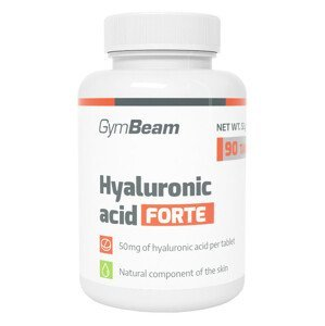 GymBeam Hyaluronic acid Forte 90 tabliet