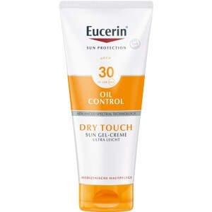 Eucerin Sun Oil Control Dry Touch SPF30 gél-krém na opaľovanie 200ml