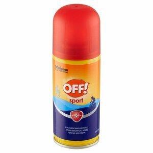 OFF! Šport rýchloschnúci sprej 100ml