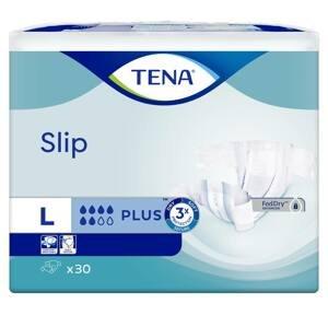 TENA SLIP PLUS LARGE plienkové nohavičky 1x30 ks
