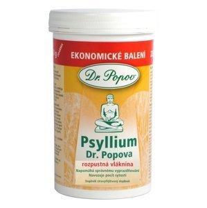 DR. POPOV PSYLLIUM rozpustná vláknina 240 g
