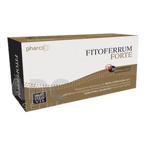 FITOFERRUM FORTE tablety 1x30 ks