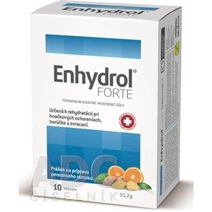 Enhydrol Forte 10 vrecusek (od 1 tyzdna)