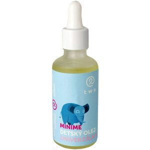 Two cosmetics MINIME detský olej s nechtíkom Two 50ml