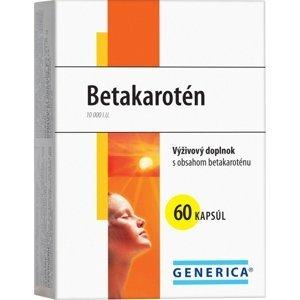 GENERICA Betakarotén 60 cps