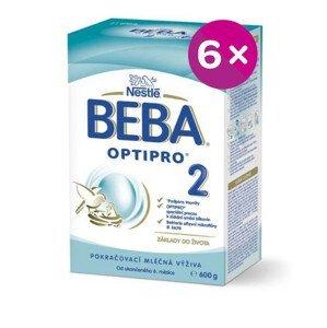 BEBA OPTIPRO 2 6x600g
