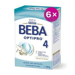 BEBA OPTIPRO 4 6x600g