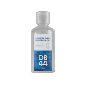 DR.44 Okamžitá ručná dezinfekcia 75% 50ml