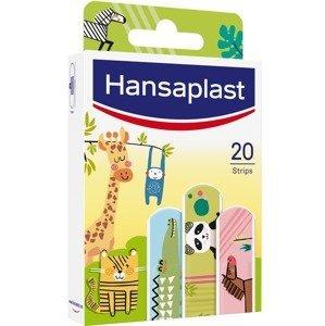 Hansaplast Zvieratká náplasť 20ks