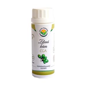 Salvia Paradise Zelená káva - Green coffee CGA štandardizovaný extrakt 80 kapsúl