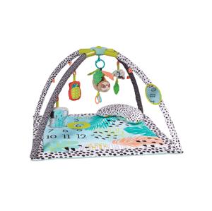 Infantino Hracia deka s hrazdou a vankúšikom 4v1 Twist & Fold