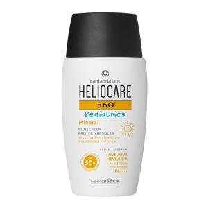 Heliocare 360° Pediatrics Mineral SPF 50+, 50 ml
