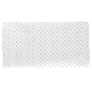 Plachta napínacia s gumičkou BIO Black Dots 60x120cm