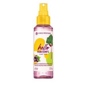 Yves Rocher Parfumovaný suchý olej na telo Hello Printemps 100ml