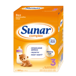 Sunar Complex 3, 600g