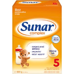 Sunar Complex 5, 600g