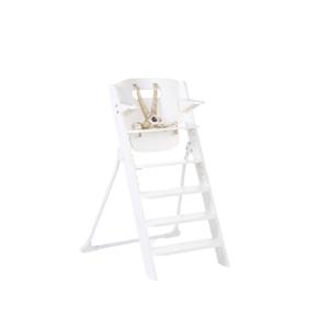 Childhome Stolička 4v1 Kitgrow Wood White