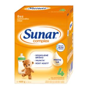 Sunar Complex 4 600g