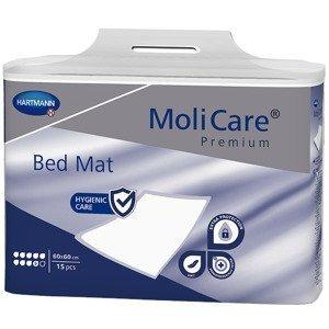MoliCare Premium Bed Mat 9 kvapiek Absorpčné podložky 60x60cm 15ks