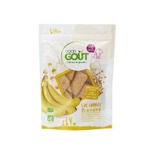 Good Gout BIO Banánové vankúšiky 50g