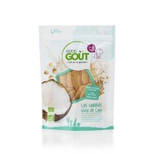 Good Gout BIO Kokosové vankúšiky 50g