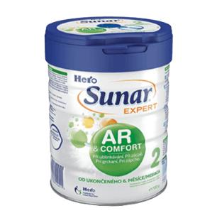 Sunar Expert AR & Comfort 2, 700g