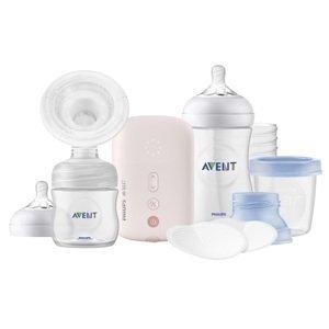 Philips Avent Elektronická odsávačka materského mlieka sada SCD395