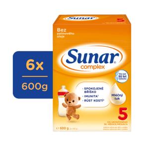 Sunar Complex 5 6x600g