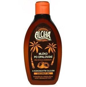 SUN ALOHA mlieko po opaľovaní s kokosovým olejom 200ml