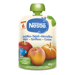 Nestlé Jablko Tekvica Marhuľa 90g