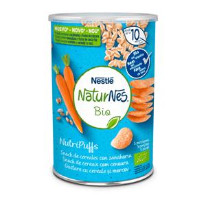Nestlé NaturNES BIO Chrumky Mrkvové 35g