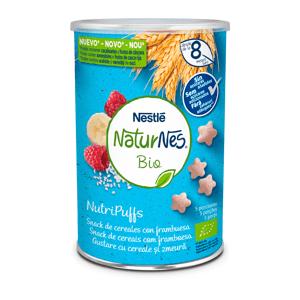 Nestlé NaturNES BIO Chrumky Malinové 35g