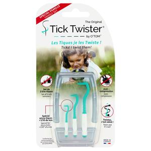 O'TOM Háčiky na vyberanie kliešťov 3ks Tick Twister