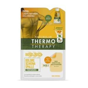 Thermo Therapy Gelový krém a Multifunkčná gelová náplasť proti bolestiam chrbta,svalov a kĺbov 10x14cm