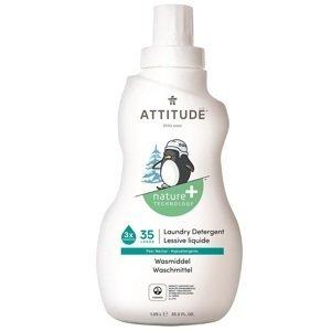Attitude Prací gél pre deti s vôňou hruškovej šťavy 1050ml