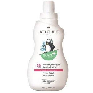Attitude Prací gél pre deti bez vône 1050ml