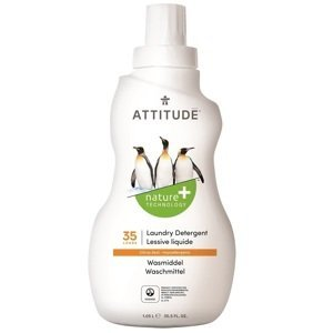 Attitude Prací gél s vôňou citrónovej kôry 1050ml