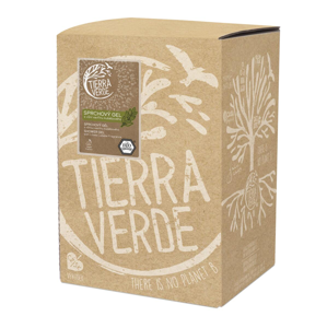 Tierra Verde Sprchový gél s vôňou vavrínu kubébového bag-in-box 5l