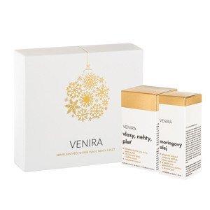 VENIRA darčekový set - 40 dňová kúra a Moringový olej 50ml