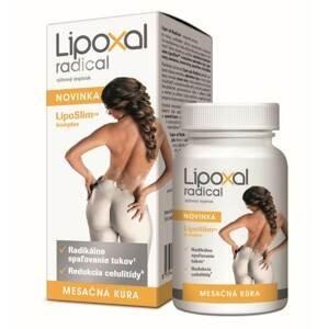 Lipoxal Radical prostriedok pre podporu chudnutia 90tbl