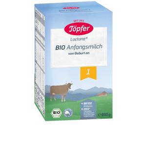 Töpfer Lactana Bio 1 od narodenia