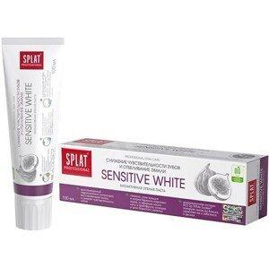 SPLAT Professional SENSITIVE WHITE zubná pasta 100ml