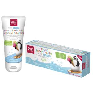 SPLAT Kids det.zubná pasta 2-6rokov, 50ml, Ovoc.zmrzlina