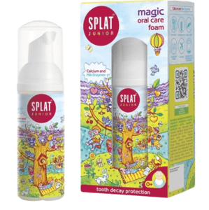 SPLAT čistiaca pena MAGIC pre deti s vápnikom 50ml