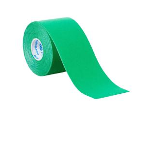 BB Tape Kineziologický tejp zelená 5cmx5m