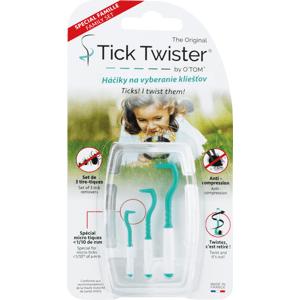 O-Tom Háčiky na vyberanie kliešťov Tick Twister 3ks